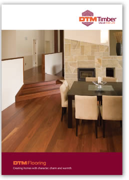 Front cover image of Flooring Brochure